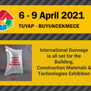 Construction Materials Exhibition in April 2021